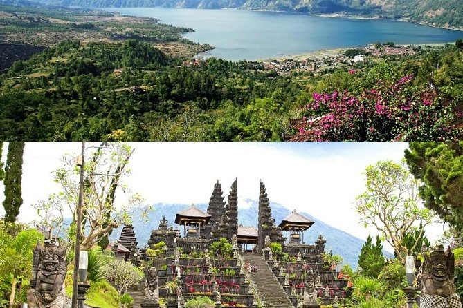 Kintamani and Besakih Temple Full Day Tour