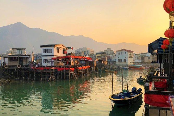 Full Package Lantau Island (Private Car or Public Transportation)