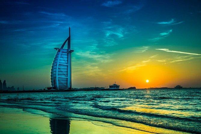Private Dubai Tour from Abu Dhabi: BK & Burj Al Arab Drinks | MyHolidaysAdventures