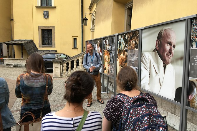 Krakow John Paul II Trail Tour: 2-Hour Private Tour with local historian
