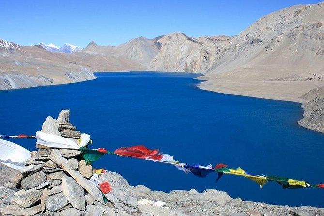 Annapurna Circuit with Tilicho Lake Trek 16 Days