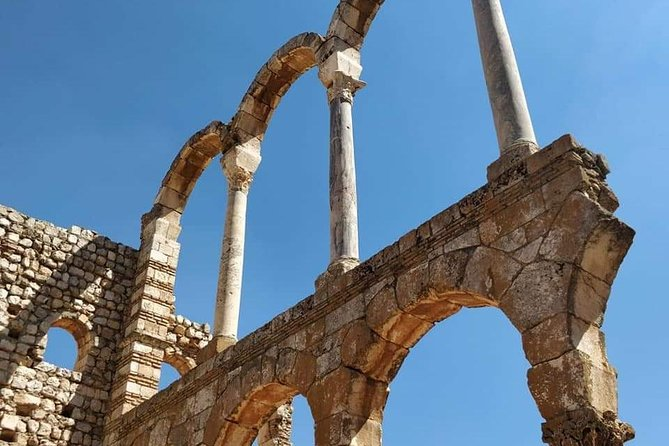 Daily tour to Baalbek, Anjar and Zahle