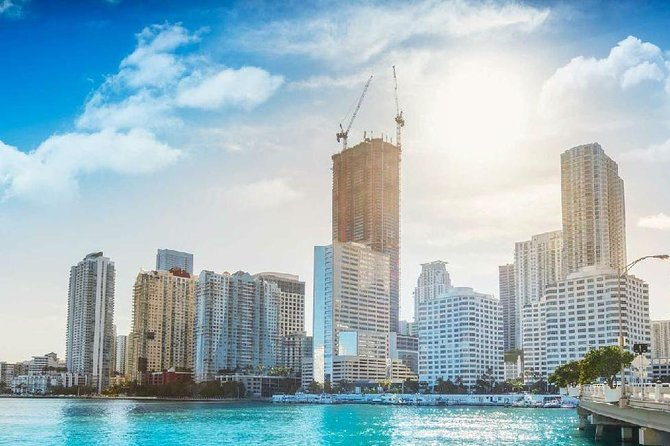Miami City Tour and Star Island Boat Cruise