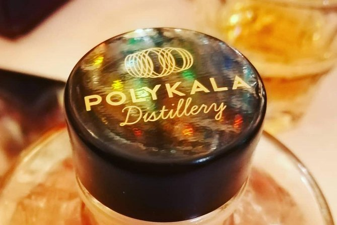 Polykala Distillery showroom. A122 years of history along with liqueur tasting. photo 11