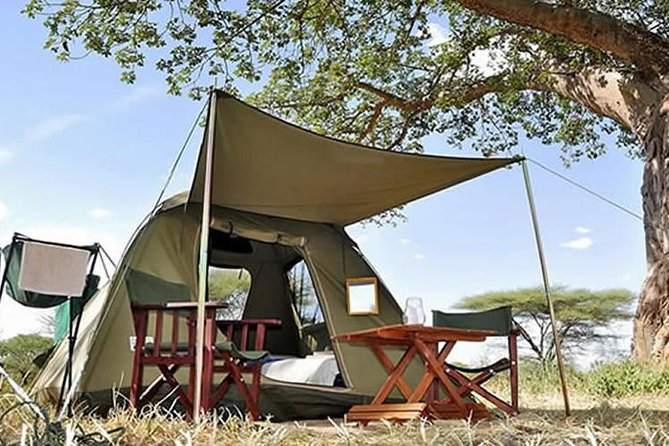 4 Day Tanzania Camping Safari photo 12