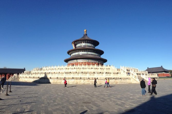 Private Tour: Temple of Heaven, Summer Palace, Hutong with Dadong Duck Lunch