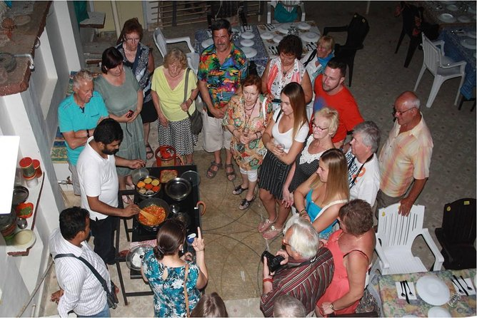 Cooking Class with Self made Dinner in Jaipur
