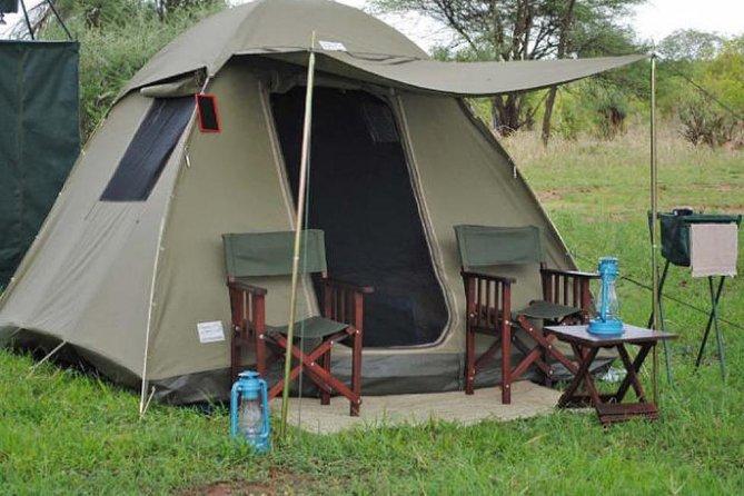 6 Days Tanzania Camping Budget Safari
