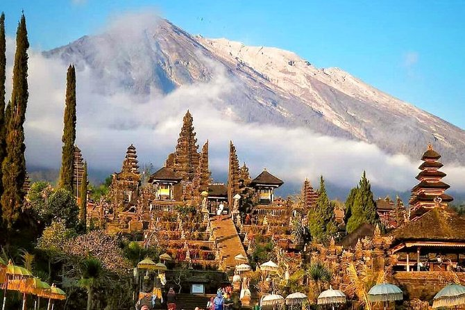 Kintamani Volcano View And Besakih Temple Tour - Bali Full Day Tour