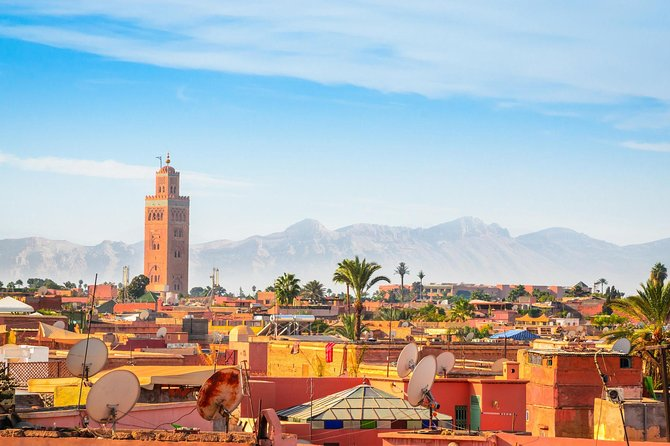 Private Transfer: From Marrakech hotels to Menara Airport photo 1