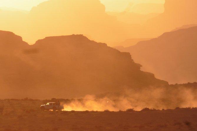 Jeep tour + Overnight in Wadi Rum desert