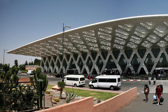 Private Transfer: From Marrakech hotels to Menara Airport photo 2