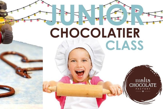 Junior Chocolatier Workshop photo 1