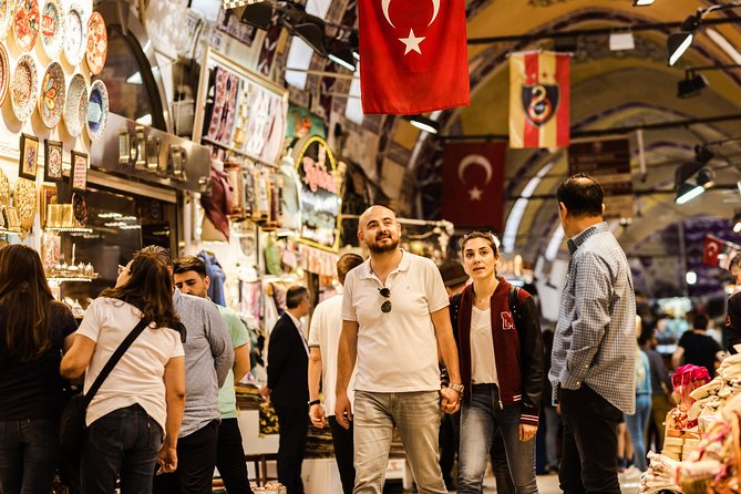 Explore Istanbul In Half A Day With A Local: Private And Personalized