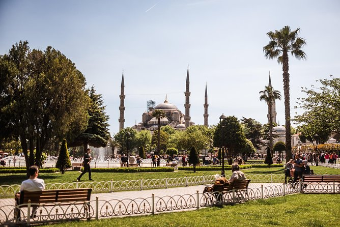 Kickstart your trip to Istanbul: private and personalized photo 10