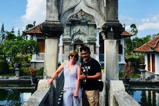 EAST BALI TOUR-taman ujung-tirta gangga-tenganan village-virgin beach-free WiFi photo 15