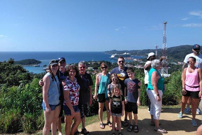 Island tour in Roatan