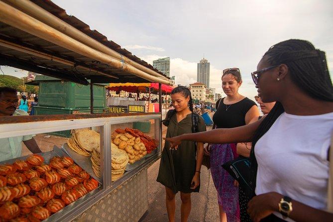 Street Food Tour Colombo