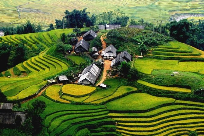 Sapa 2 Days 1 night By Bus/Train - Overnight in Hotel 3* With Mountain View