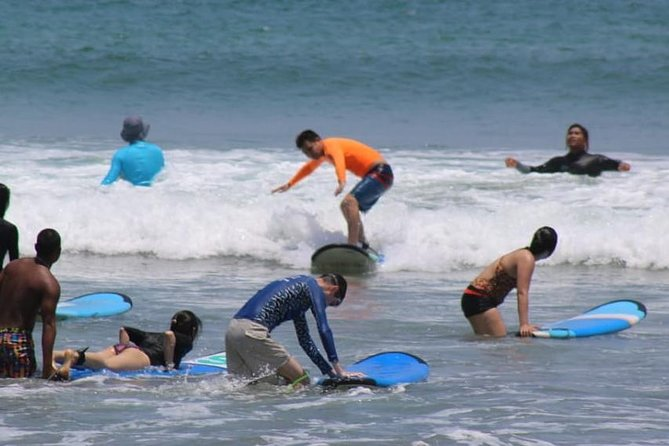 surfing lesson for beginner - nexus surf Bali.