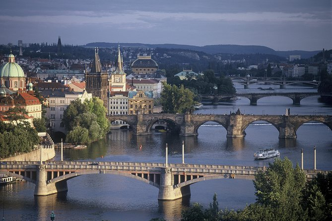 Excursión privada de un día a Praga desde Viena