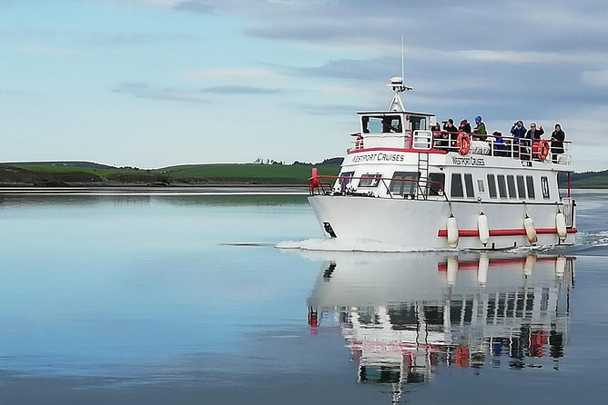 Clew Bay Cruise, Westport ( 90 minutes )