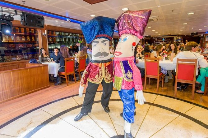 Turkish Night on Boat with Dinner & Show