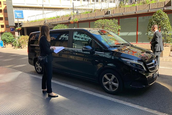 Arrival Private Transfer from Zagreb Airport ZAG to Zagreb City by Minivan