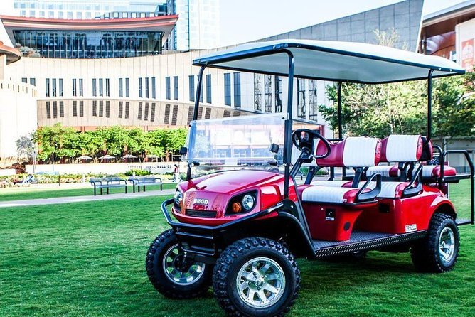Explore the City of Nashville Tour by Golf Cart photo 13