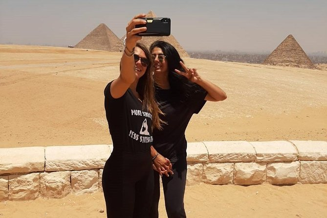 Tour To Pyramids Of Giza, Sphinx valley Mummification temple and Egyptian Museum