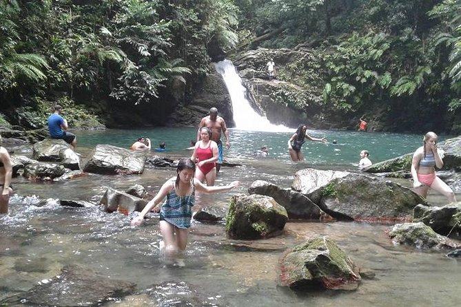 Rio Seco Waterfall Hike