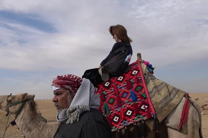 Experienced Tour for Camel ride during the sunset with Local Bedouin Dinner