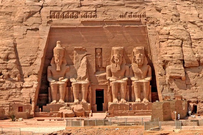 Overnight Trip to Aswan From Luxor Visiting Abu Simbel Temple photo 1