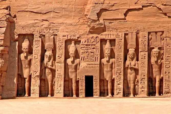 Overnight Trip to Aswan From Luxor Visiting Abu Simbel Temple photo 9