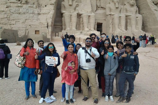 Overnight Trip to Aswan From Luxor Visiting Abu Simbel Temple photo 8
