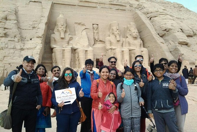 Overnight Trip to Aswan From Luxor Visiting Abu Simbel Temple photo 7