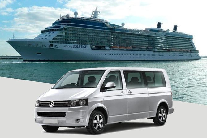 Private Minivan Transfer Southampton Cruise Terminals to Heathrow Airport