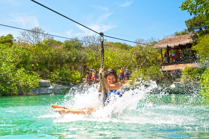 Priority Access: Tour Xel-Ha & Coba Ruins - One Day from Riviera Maya & Cancún
