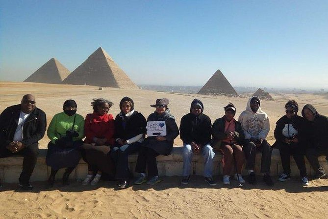 Giza Pyramids, Egyptian Museum and Coptic Cairo