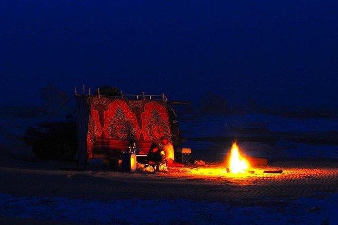Desert Camping in Oasis of Egypt