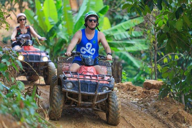 Phuket All Terrain Vehicle (ATV) Adventure Tour