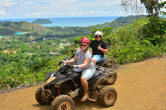 Jungle Waterfall and River Crossing ATV Adventure Tour in Jaco