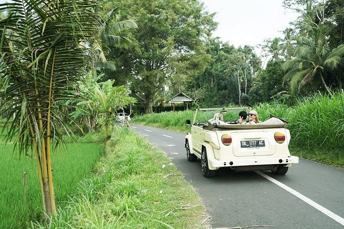 Uluwatu Volkswagen Full Day Tour