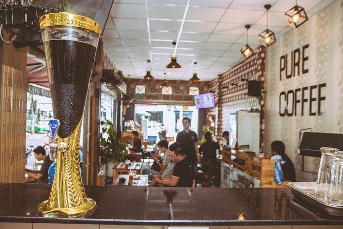 Explore Vietnamese Coffee Shop