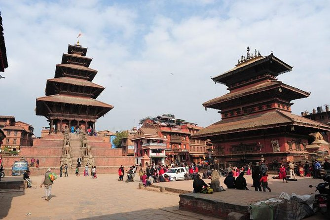 Kathmandu-Bhaktapur-Patan Full-day tour by Private Car with Driver