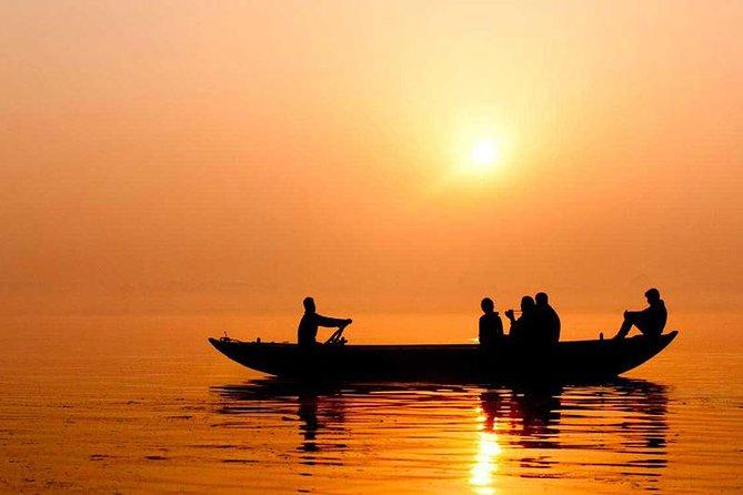 Sunrise Boat tour with Heritage walk
