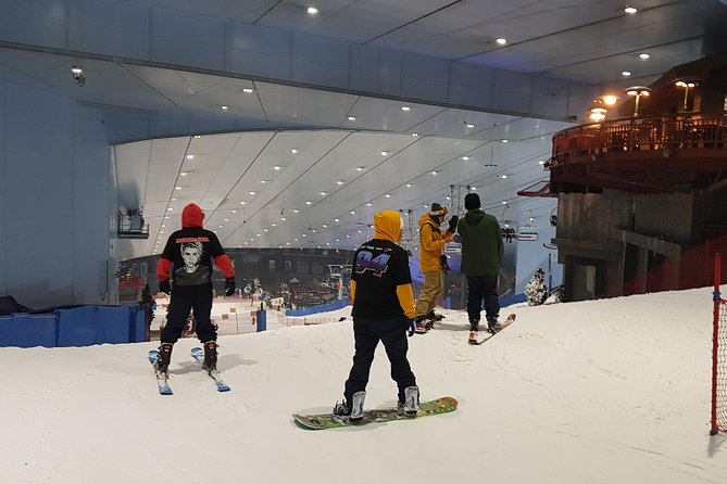Ski Dubai Snow Classic Pass Full Day Access To The Snow Park 2020