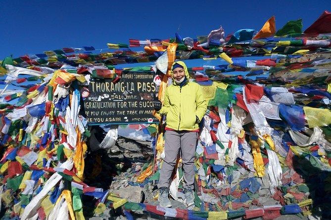 Annapurna Circuit Trekking 12 Days