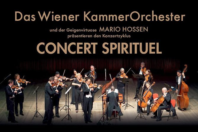 """Concert Spirituel"" in the Minoriten Church Vienna photo 6"