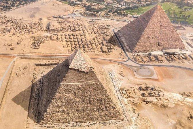 Pyramids, Memphis & Sakkara Day Tour From Portsaid
